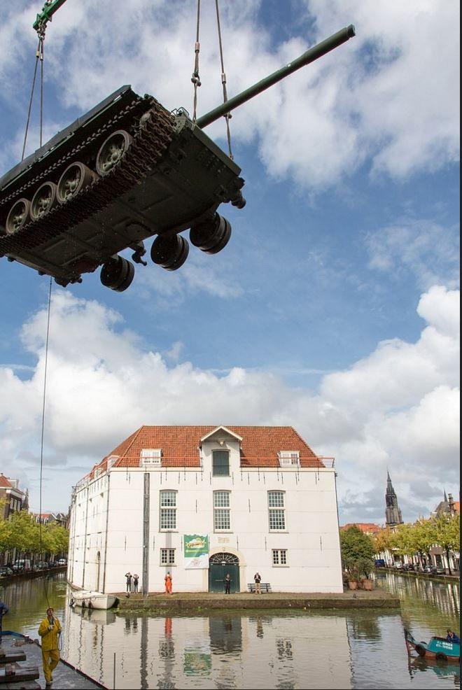 Delft (legermuseum)