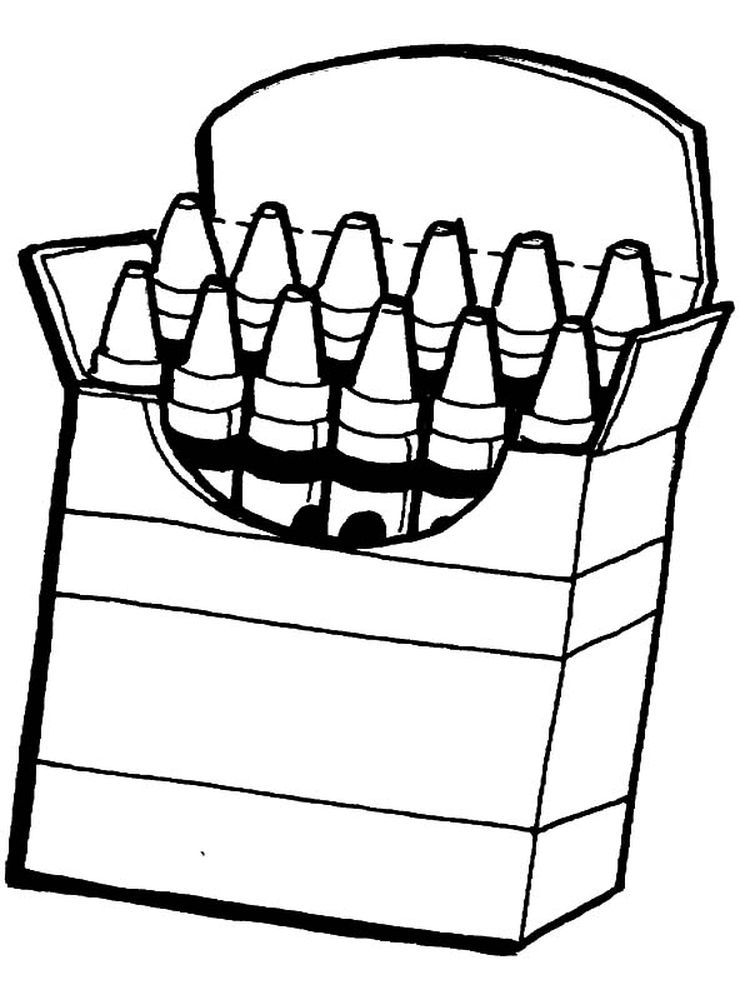 Crayola Crayon Coloring Pages Everyone Knows Crayons We Often Use Crayons For Coloring Besides In 2020 Coloring Pages For Kids Coloring Pages Shopkin Coloring Pages