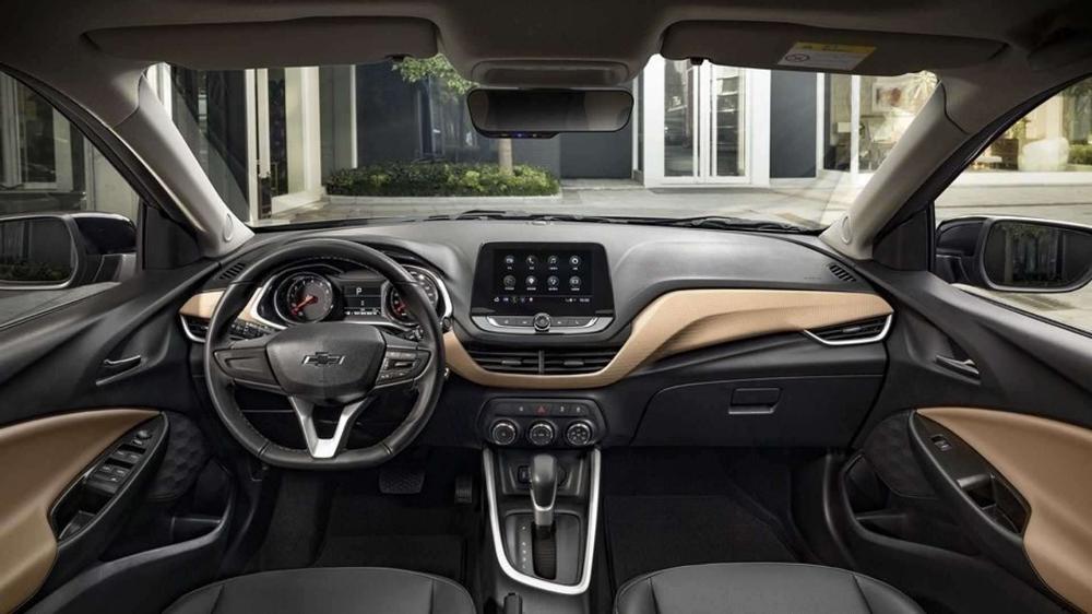 Chevrolet Onix Sedan 2020 China Motor1 Com Hersteller Onix Banco De Couro Motor