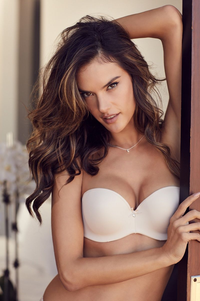 Alessandra Ambrosio is the New Face of Lascana – See the Sexy Photos! fb2ed2775