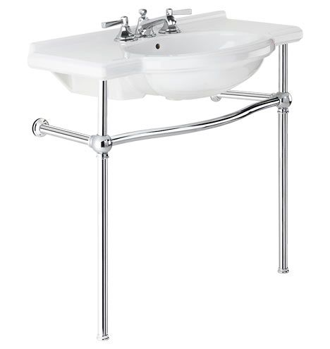... Sink Console Bathroom Sinks Zita With Brass Stand Bathroomi 7dh Chrome  Legs 7d The Besti 17d ...