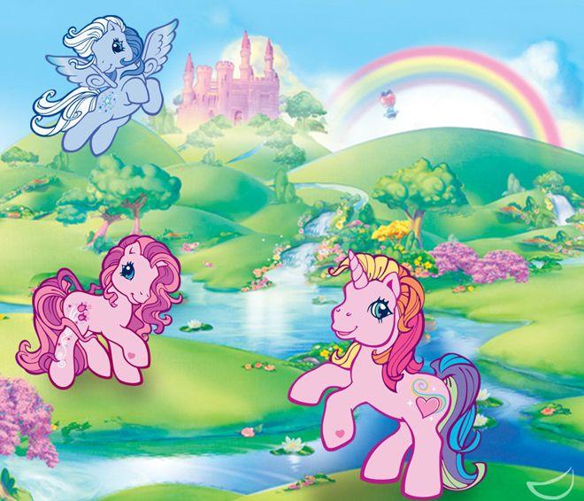Ma petite pouliche my little pony d 39 hier et d 39 aujourd - My little pony en dessin anime ...