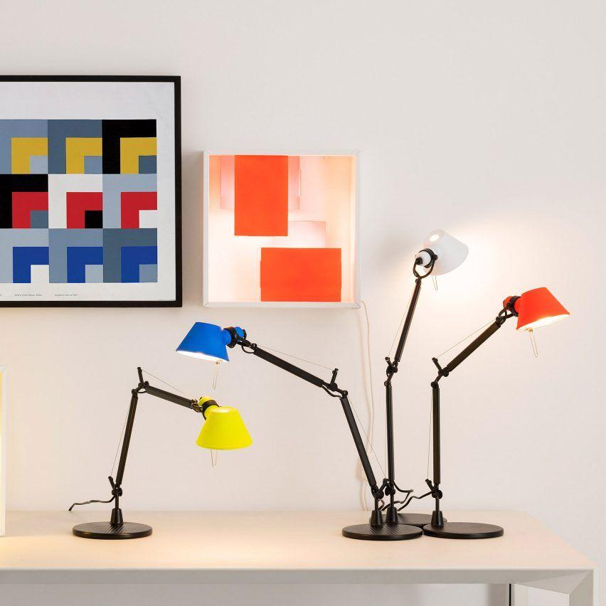 Competition Win A Tolomeo Desk Lamp By Artemide In 2020 Desk Lamp Lamp Artemide