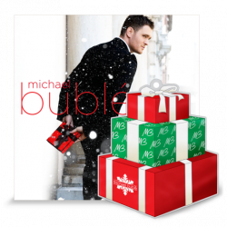 Oh yes I got this a couple days before it came out:) little ornament and all lol | Michael buble ...