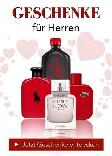 Geschenkideen Für Herren   Zum Beispiel Zum Valentinstag  Valentinstagsgeschenke   Parfüm U0026 Kosmetik Schenken | Parfum