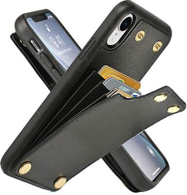 new style ebe4d c48fb Top 10 Best Apple iPhone XR Wallet Cases in 2019 Reviews | Popular ...