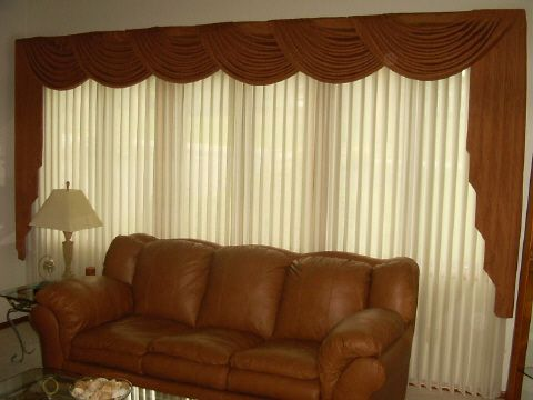 Valance For Vertical Blinds Designs Sheer Radiance Blind