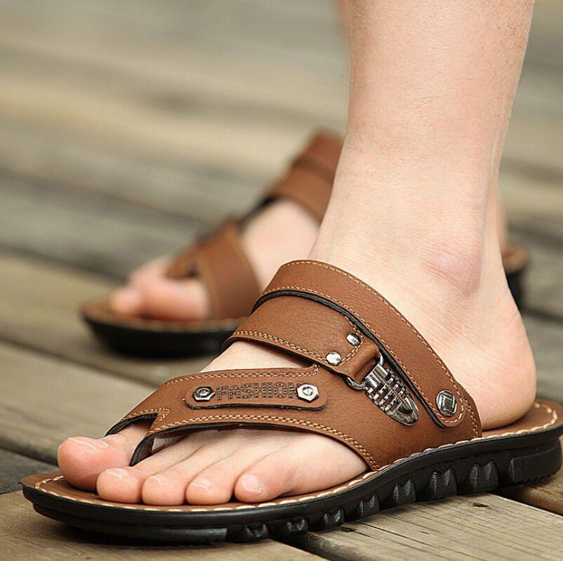 Roman Para hombre Zapatillas Casual Retro Sandalias Ojotas Playa Gladiador Zapatos Talla   Ropa, calzado y accesorios, Calzado para hombres, Sandalias de vestir y de playa   eBay!