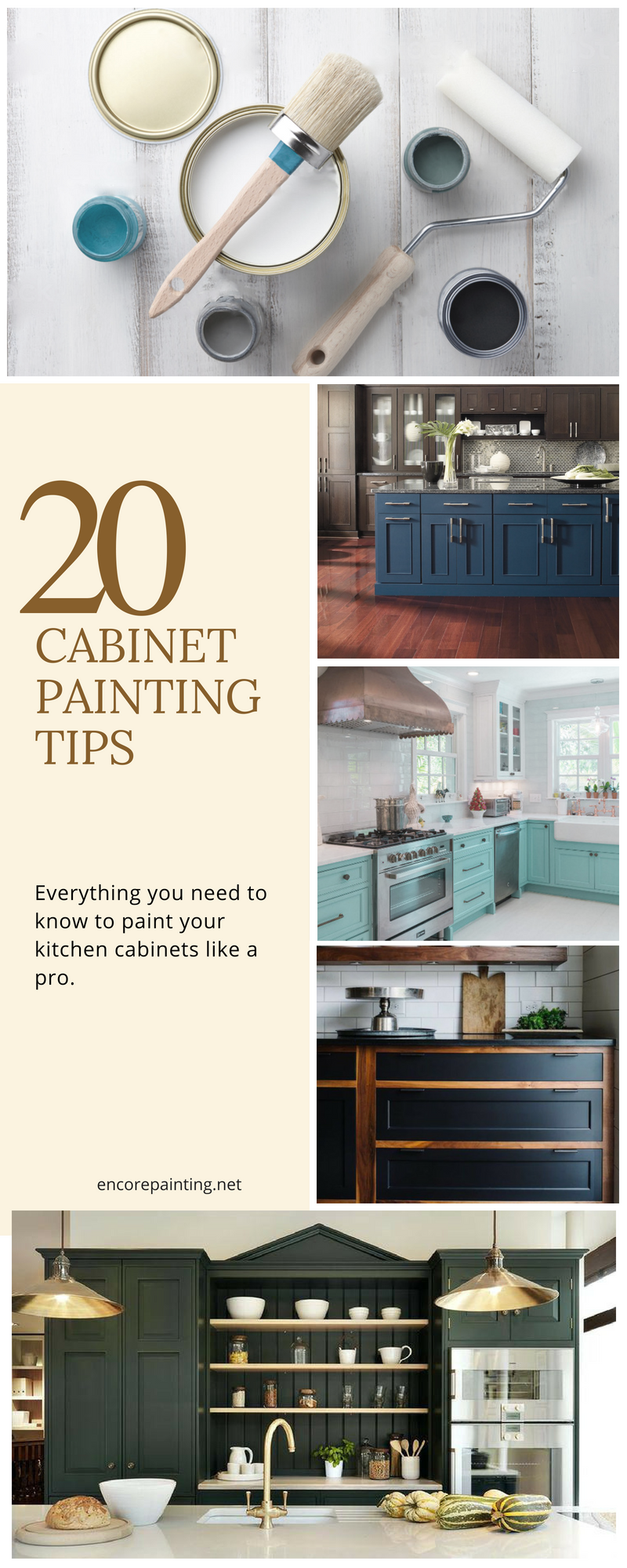 Professional Cabinet Painting Our 20 Tips Interior