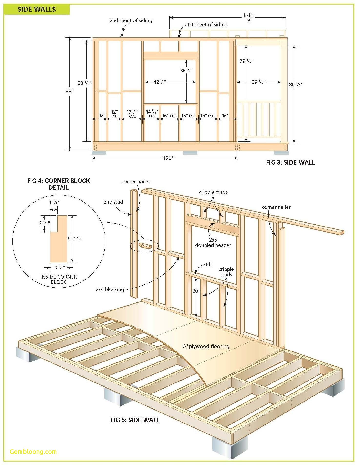 Free Simple House Plans To Build Fresh Free Wood Cabin Plans Free Cabin House Plans Cottage House Plans Cabin Homes