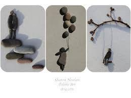 Cuadros hechos con piedras de playa buscar con google piedras pinterest pebble art - Cuadros hechos con piedras ...