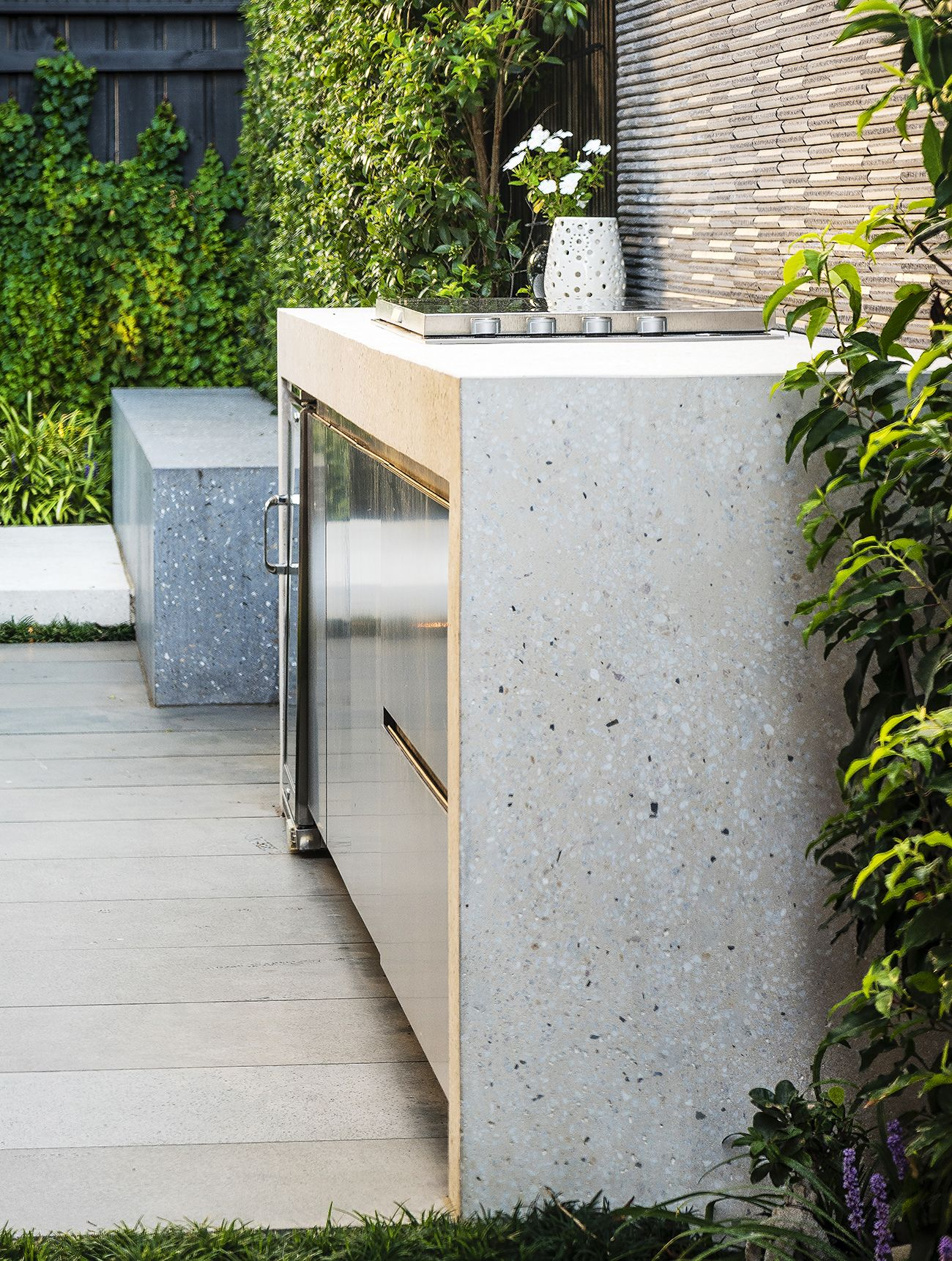 Outdoor Kitchen - Esjay Landscapes In 2019