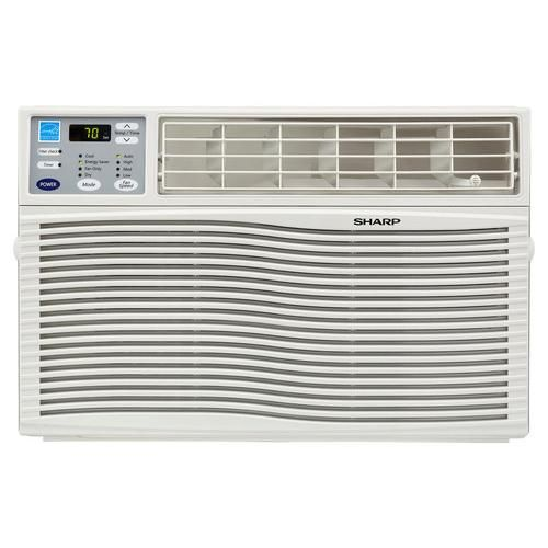 Best Buy Sharp 6 000 Btu Window Air Conditioner White Afq60vx Window Air Conditioner Room Air Conditioner Portable Air Conditioner