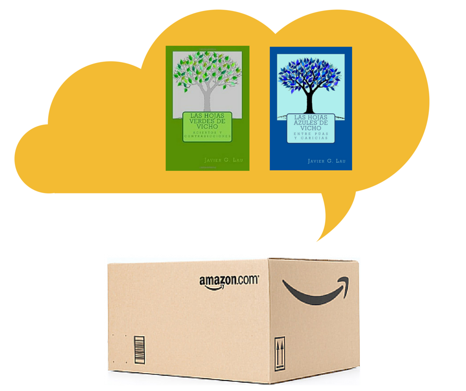 Hojas de Vicho  con Amazon.com