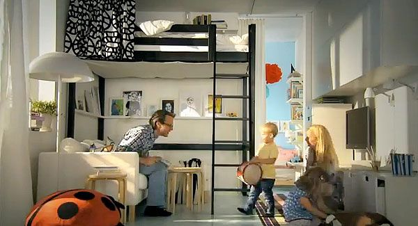 Blog of Ikea videos for small spaces. | Tiny House Movement ...