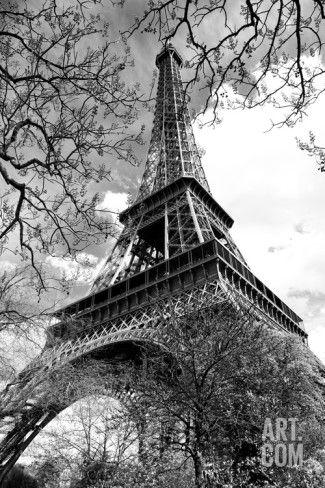 Art Fr Papier Photo Tour Eiffel I Par Philippe Hugonnard Photographie Tour Eiffel Et Noir Et Blanc