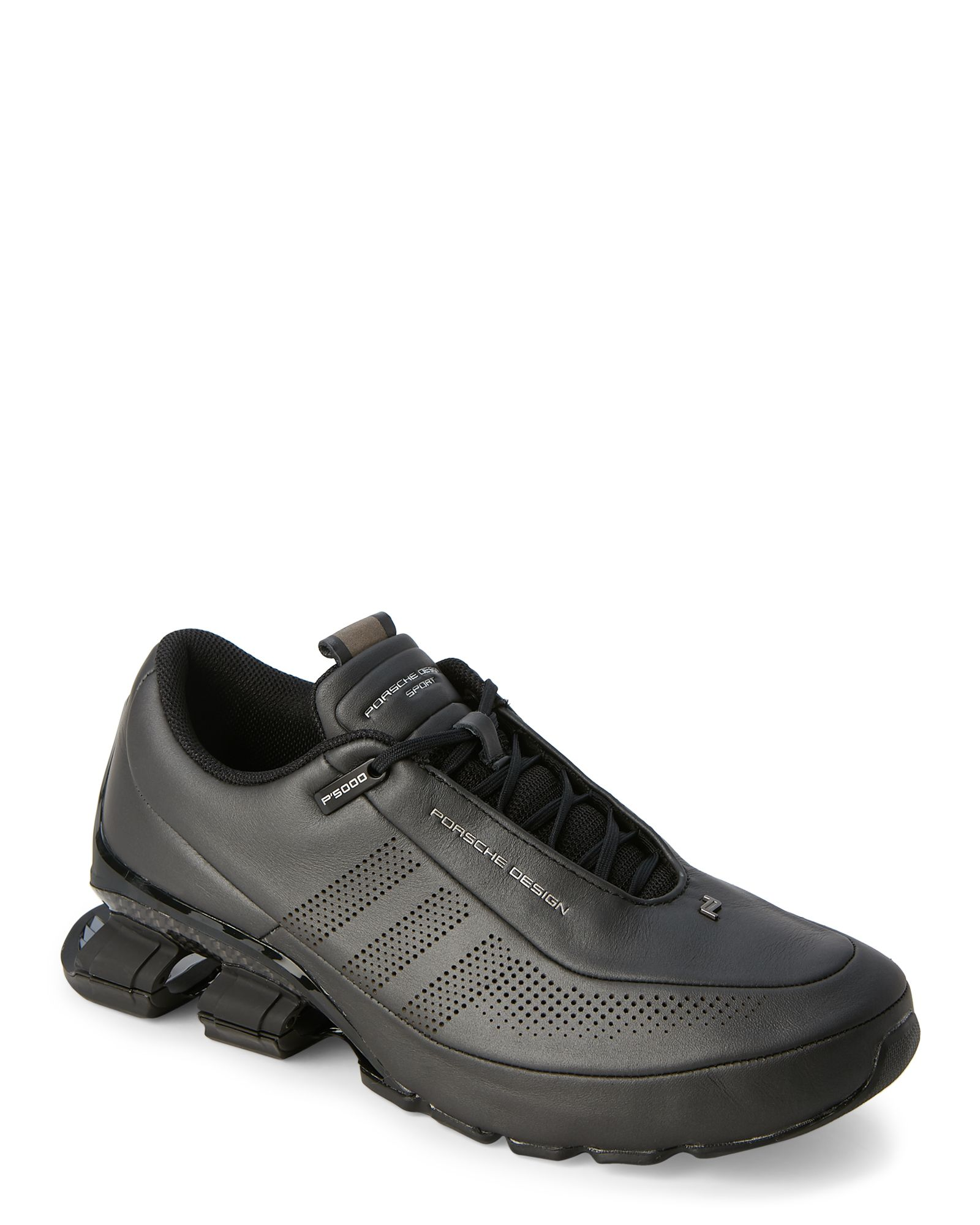 4712925221423 ... where to buy adidas porsche design sport black bounce s4 leather  sneakers 8103a 06bcb