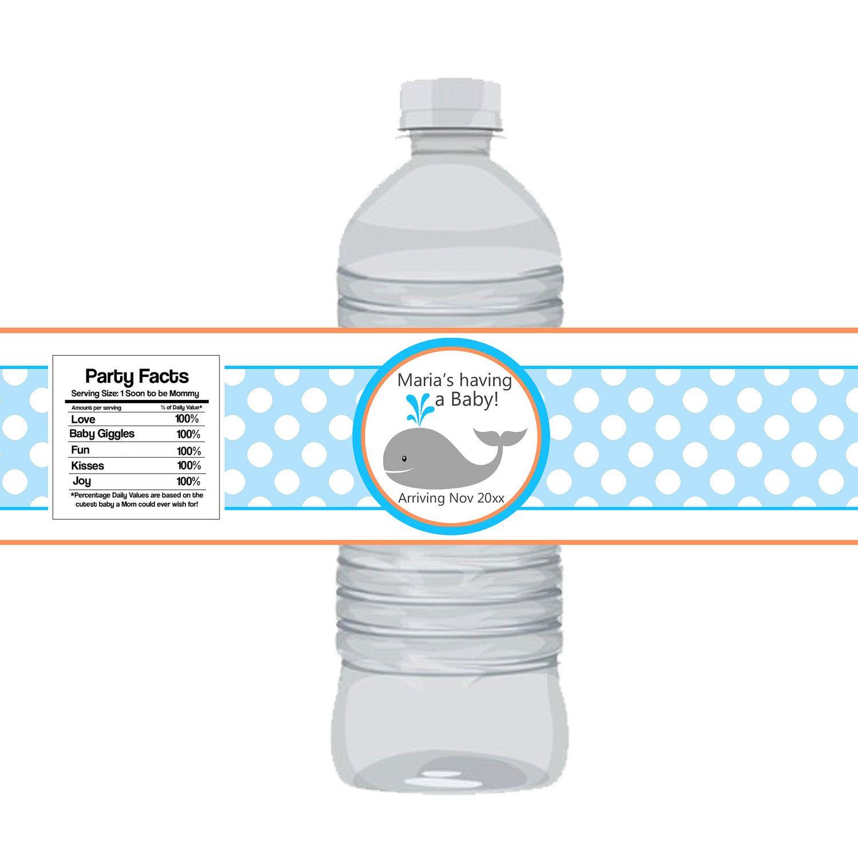 Nautical Bottle Wrap