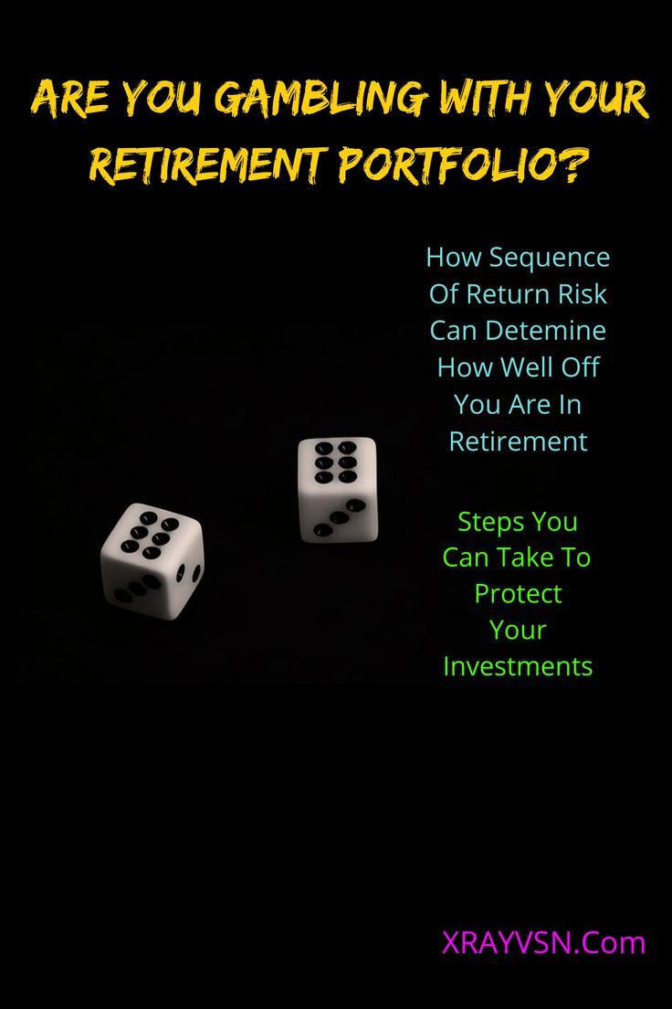 Guest Post Gasem A Quantitative Method To Look At Retirement Portfolio Risk You spent years building up your portfolio and are just about to retire Unfortunately this is...
