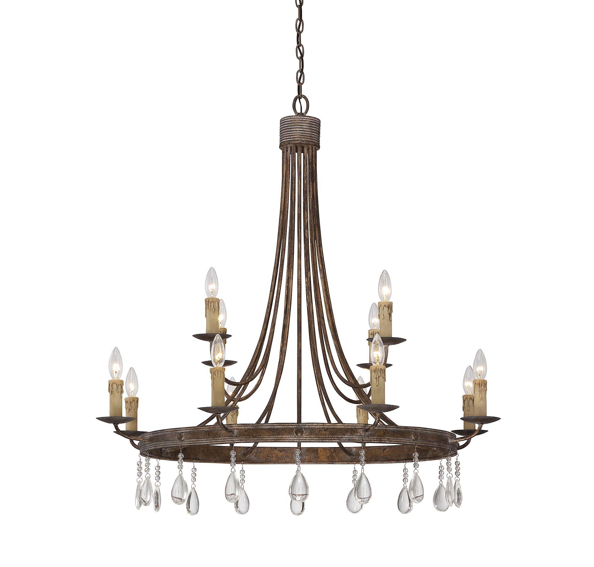 Carlisle 12 light chandelier lighting pinterest carlisle carlisle 12 light chandelier arubaitofo Choice Image