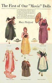 mary pickford - Bobe Green -