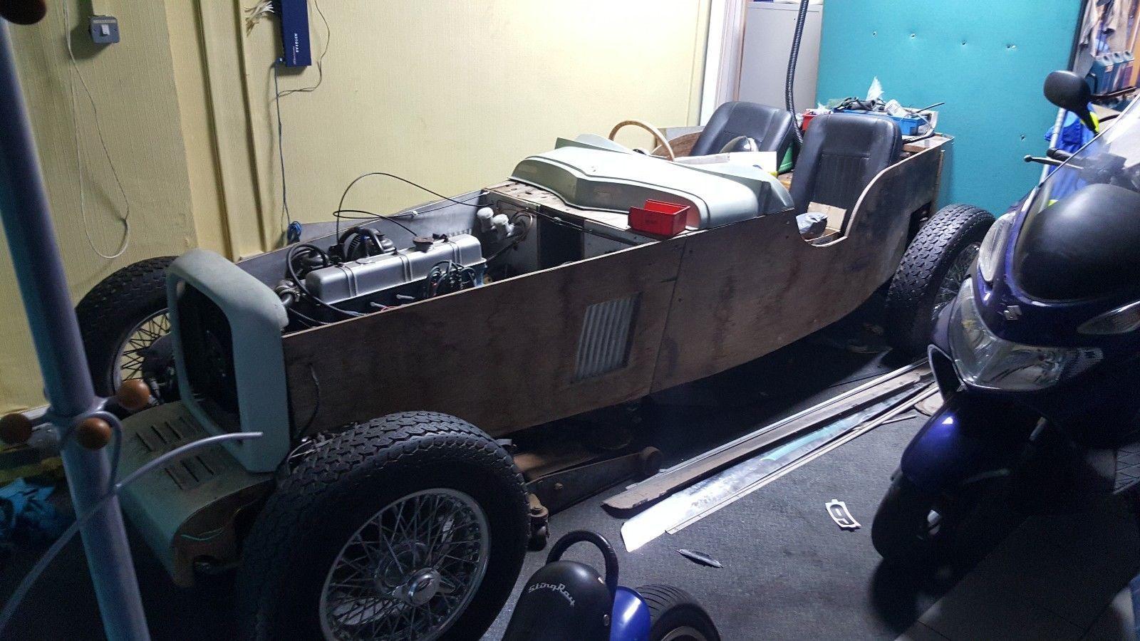 1969 Burlington arrow kit car triumph vitesse mk2 based unfinished ...
