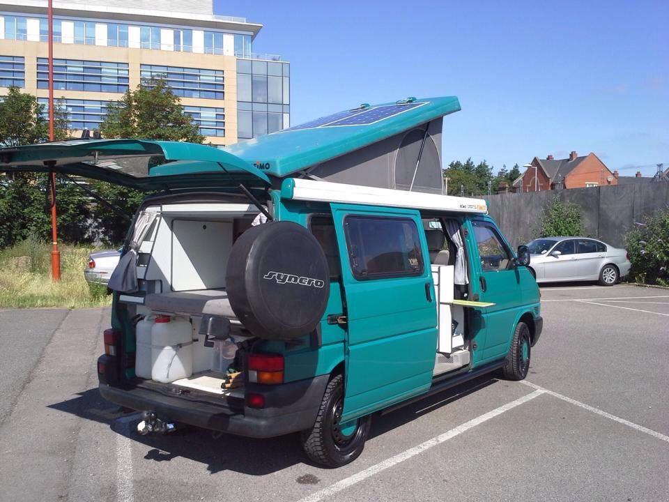 vw t4 eurovan syncro camper vw t4 pinterest camper. Black Bedroom Furniture Sets. Home Design Ideas
