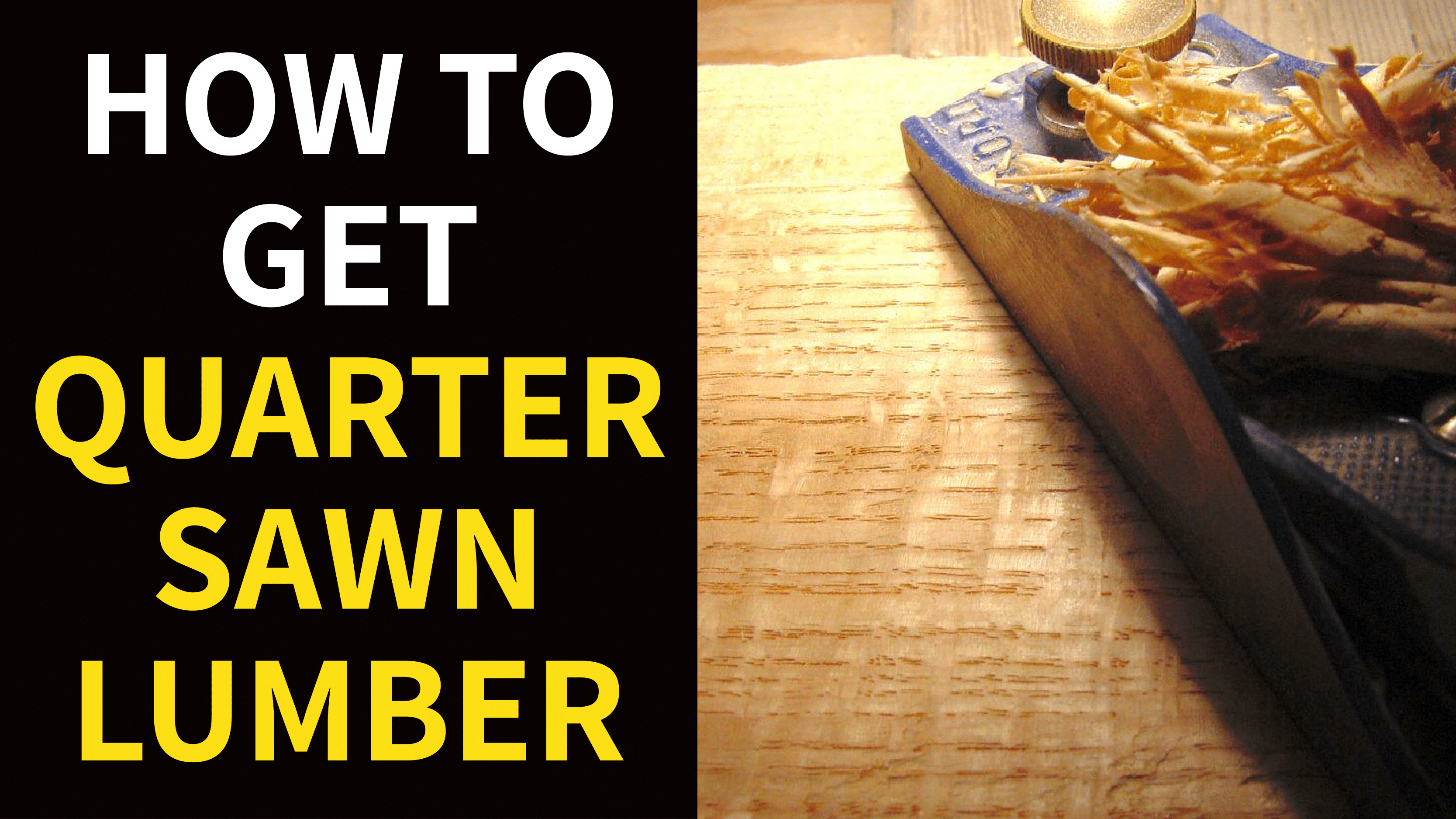 Quartersawn Lumber How To A Get It For Your Next Woodworking Project With Images Building A Workbench Lumber Woodworking