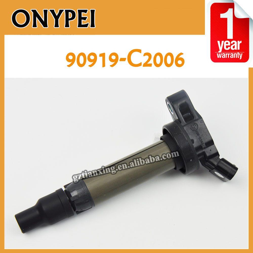 90919 c2006 new original ignition coil for toyota scion xb 2008 2015 2 4l l4