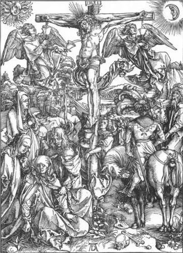 The crucifixion albrecht durer