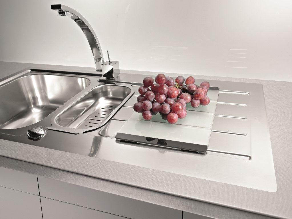 Alveus Line Maxim 10, flush or flat-mount sink