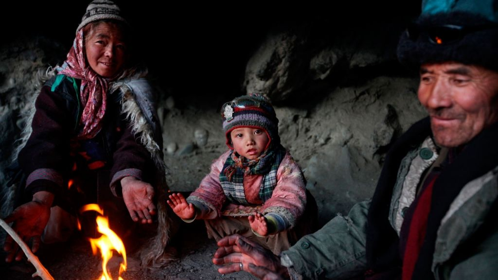 Human Planet: Episode 5 - Mountains   Photo Galleries   Earth Night   BBC America