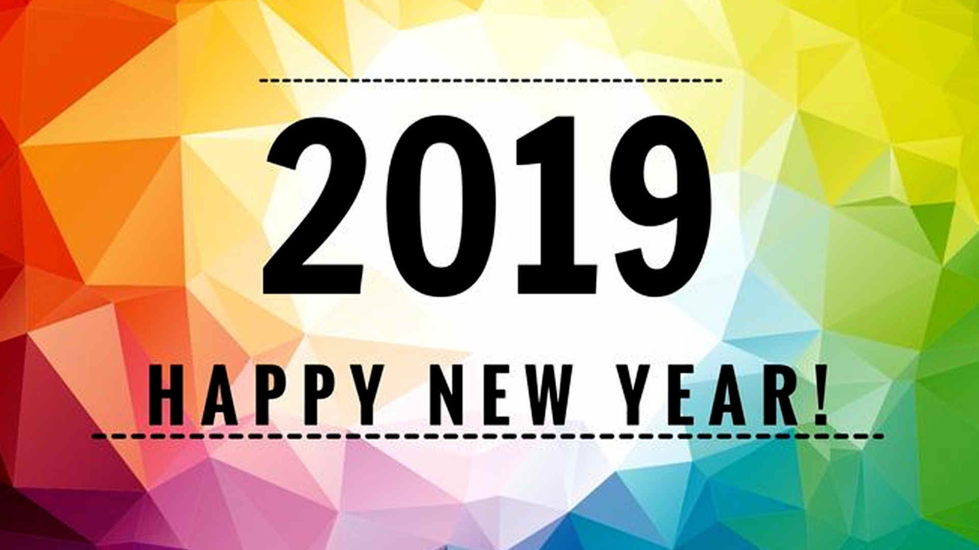 Cool Happy New Year 2019 Whatsapp Status Happy New Year