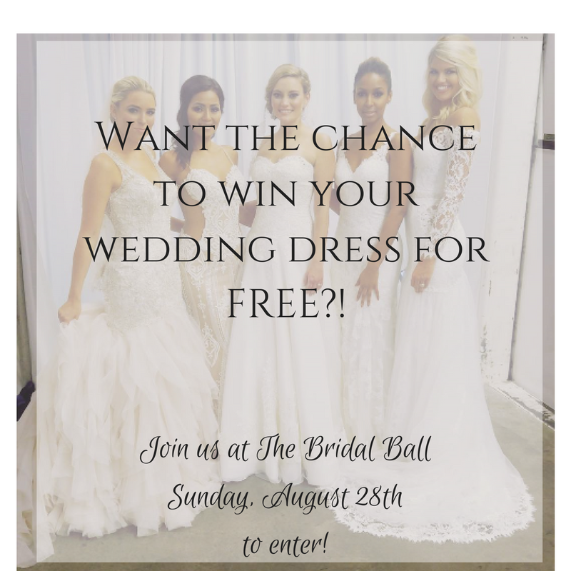 Join us at The Bridal Ball of Atlanta to view our showcase gowns and meet awesome wedding vendors!  Sunday, August 28, 2016 @ Terminus 330.