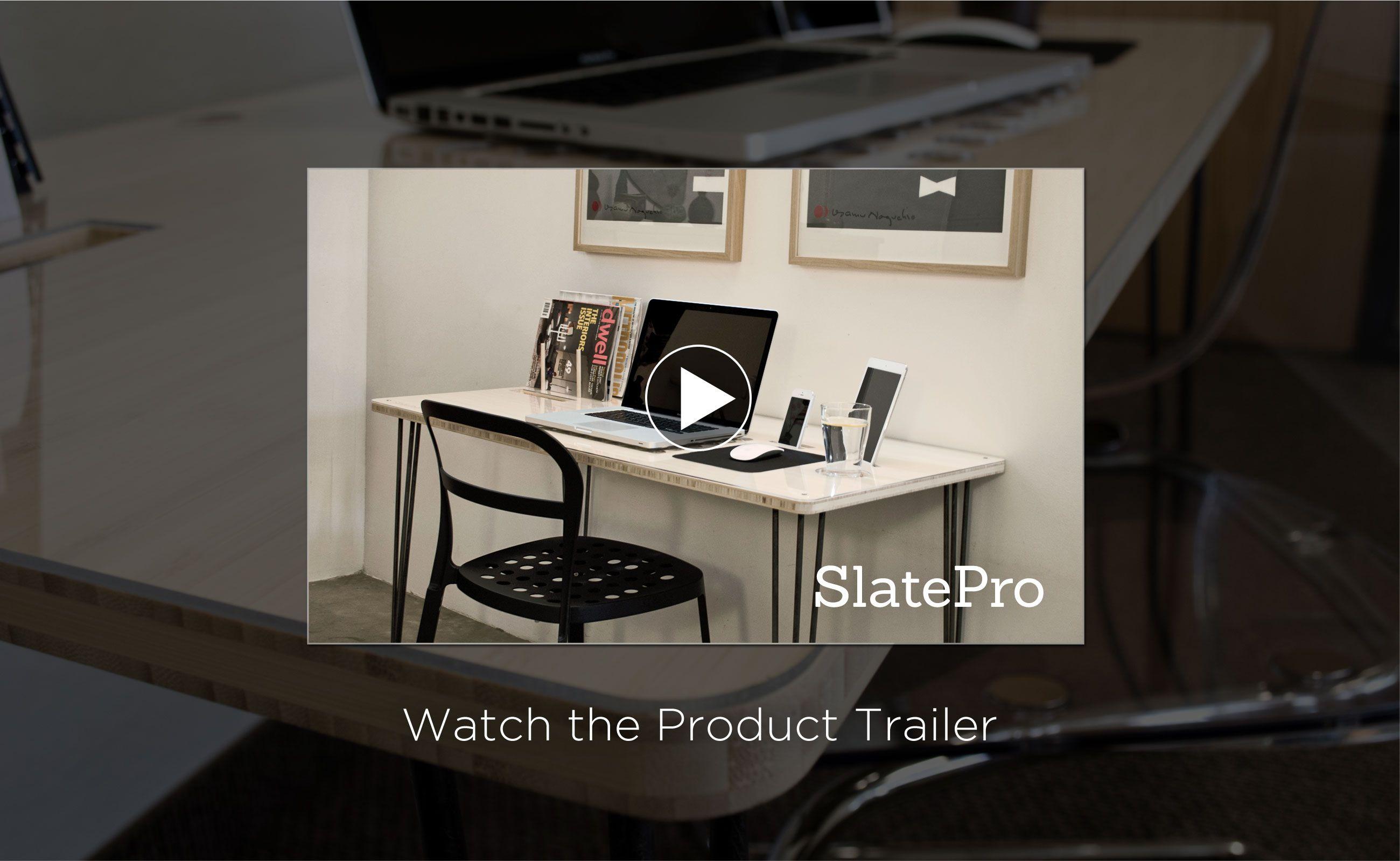 SlatePro - TechDesk