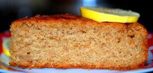 torta di limone gluten free