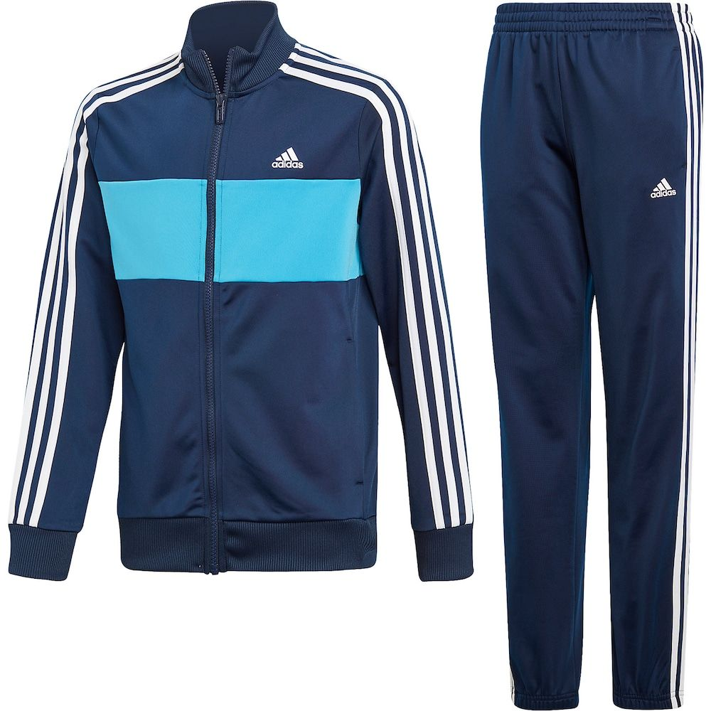 ADIDAS PERFORMANCE Trainingsanzug 'TS Tiberio' Jungen