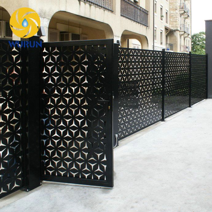 Wholesale Indoor Outdoor Partition Metal Decorative Laser Cut Screens