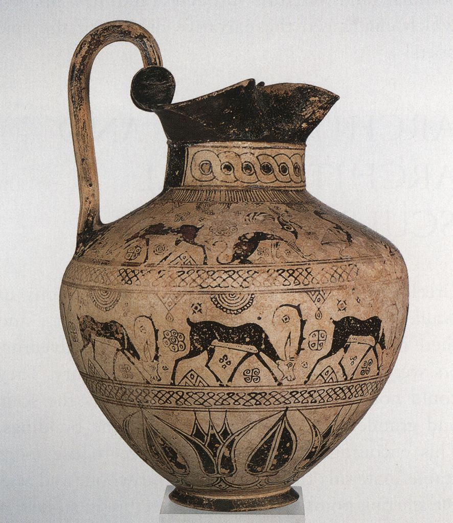 Unknown oinochoe in the camirus from rhodes greece ca625bc roman art reviewsmspy