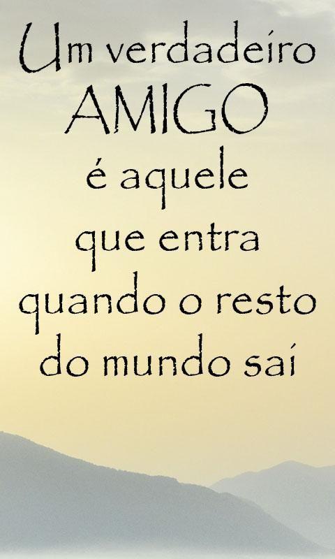 Frases De Amizade Em Português Captura De Tela Frases