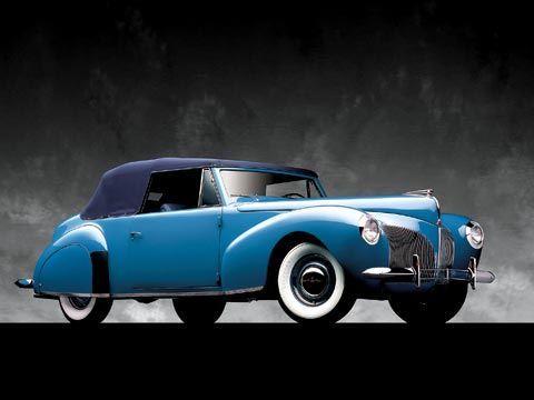 Lincoln auto – nice image
