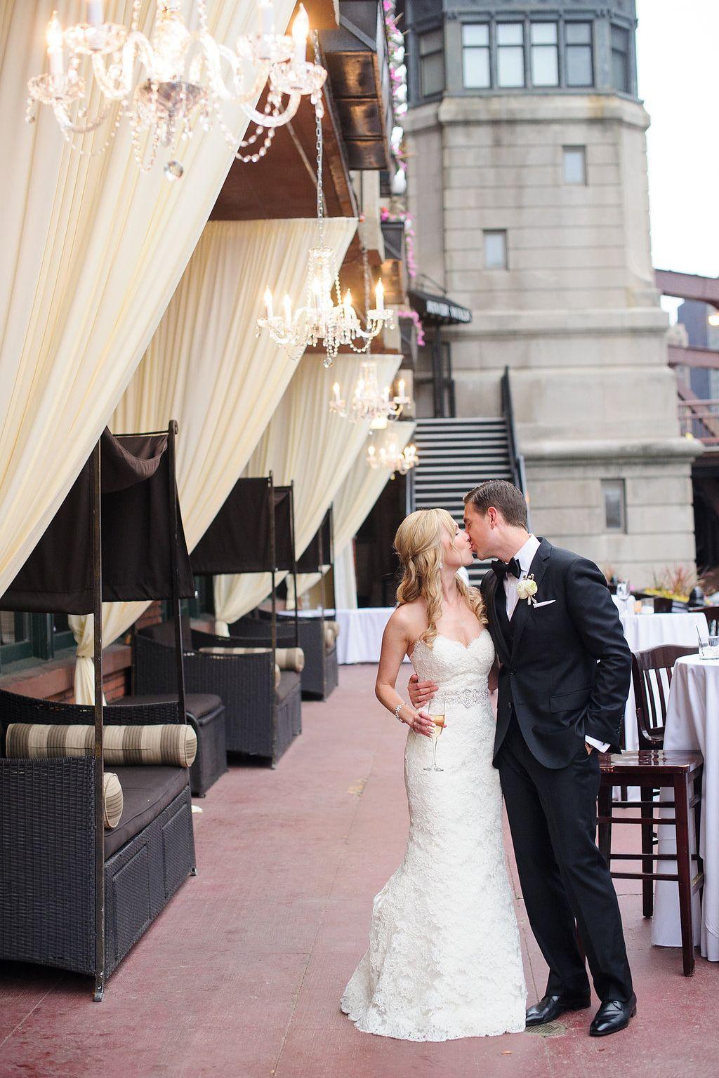 Chicago wedding dresses  Chic  Modern Chicago Wedding  Chicago wedding Chicago and Wedding
