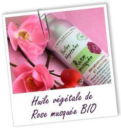 Huile Vegetale De Rose Musquee Du Chili Bio Astuce Pinterest
