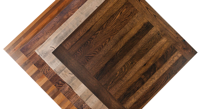 MadeToOrder Solid Wood Restaurant Table Tops TimeWorn House - Rustic restaurant table tops