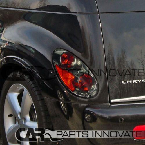 Chrysler 01 05 Pt Cruiser Tail Lights Rear Brake Lamp Altezza Smoke