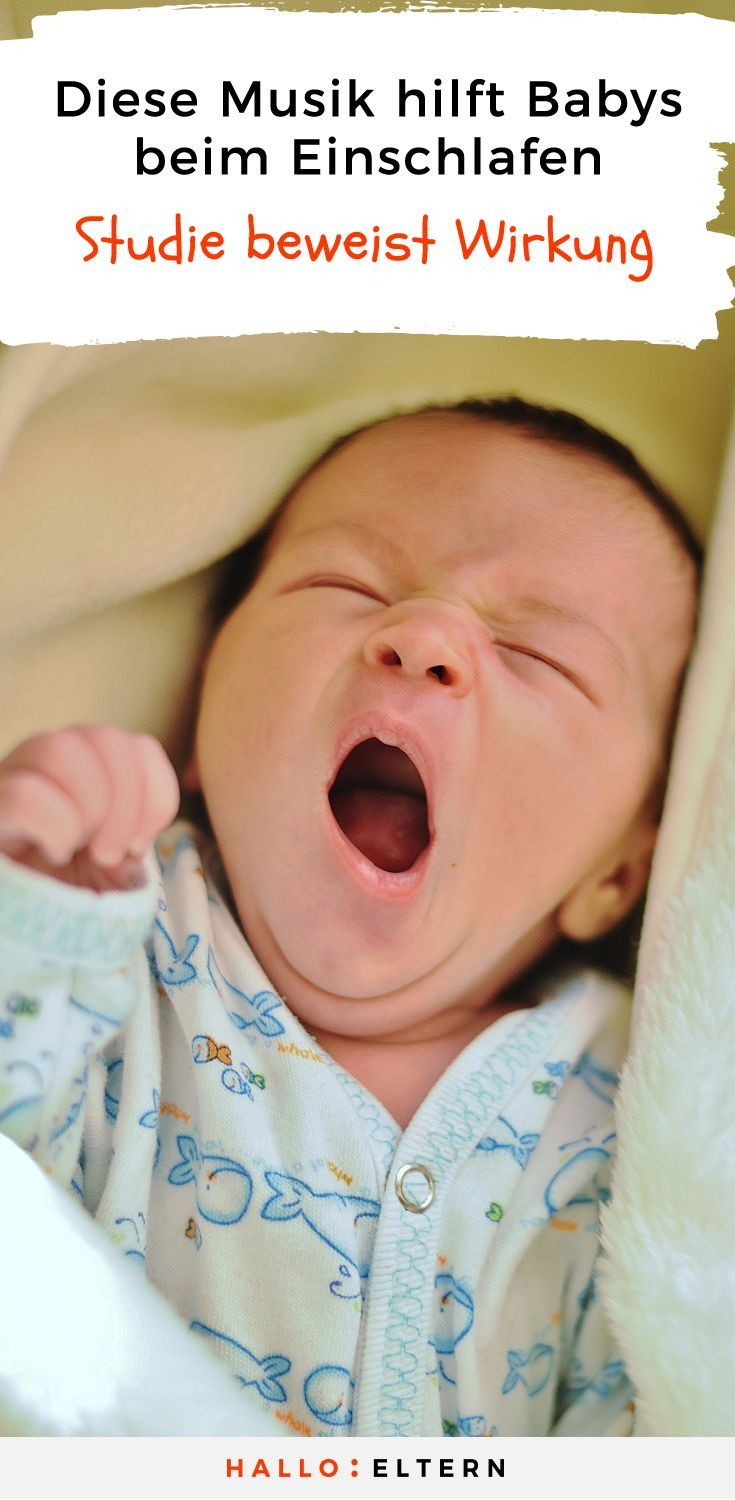 Photo of This music helps babies fall asleep and relax.