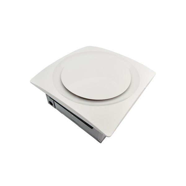 Slimfit 90 Cfm Energy Star Bathroom Fan With Humidity Sensor Exhaust Fan Ventilation Fan Ceiling Exhaust Fan
