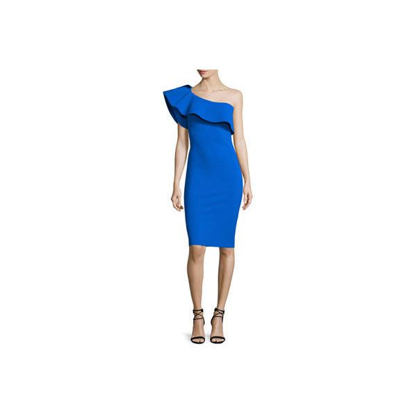 La Petite Robe Di Chiara Boni Custom Collection: Elisse One-Shoulder ...