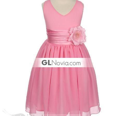 vestidos de color rosa para niñas | Boda | Pinterest | Searching