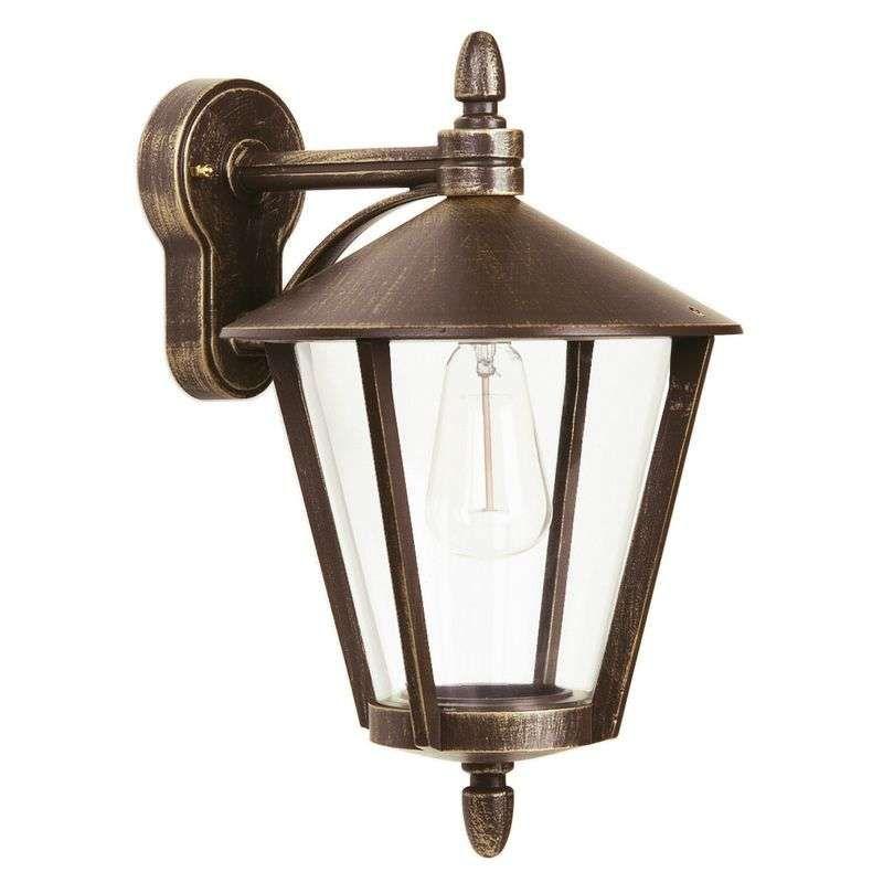 Stijlvolle Buitenwandlamp 665 B Buiten Wandverlichting Muurverlichting Buitenlamp